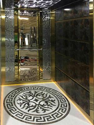 دستگیره آسانسور