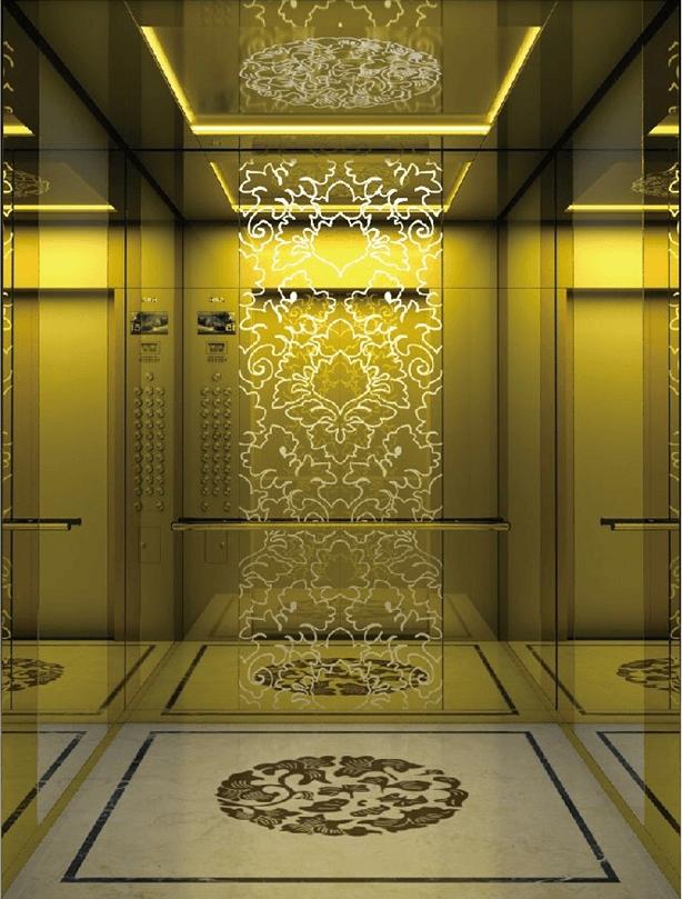 تغییر اجزای کابین آسانسور